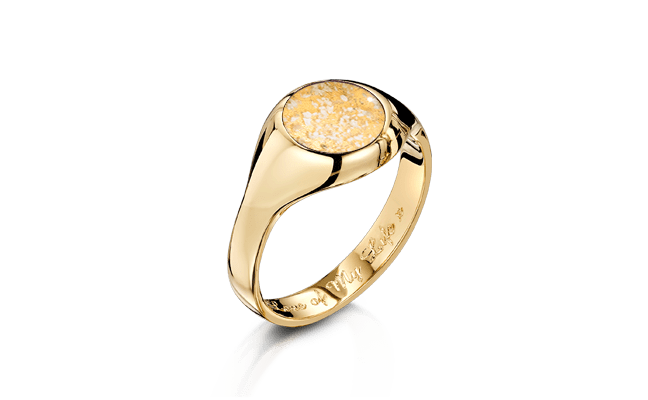 Signet Gold Clear