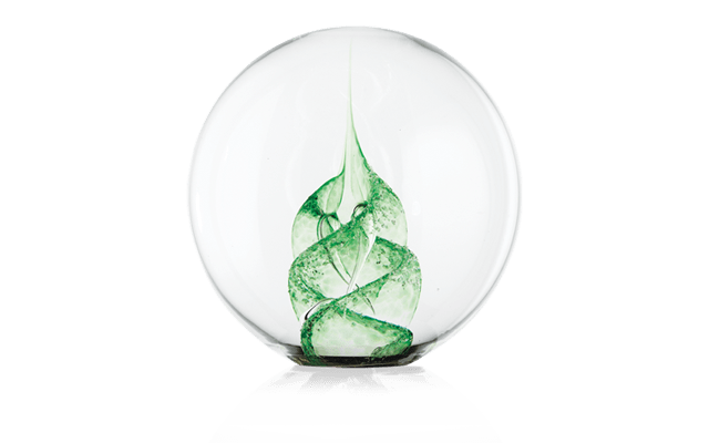 Paperweight Green