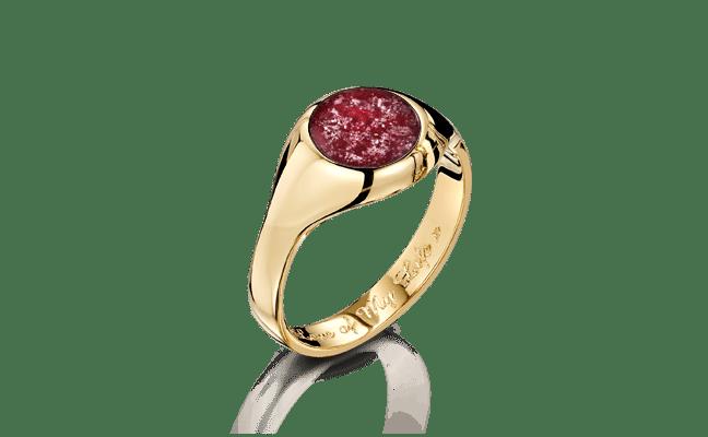 Signet Gold Ruby