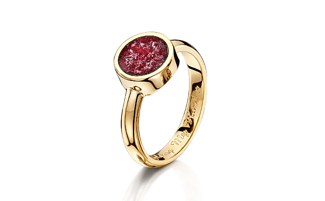 Tribute Gold Ruby