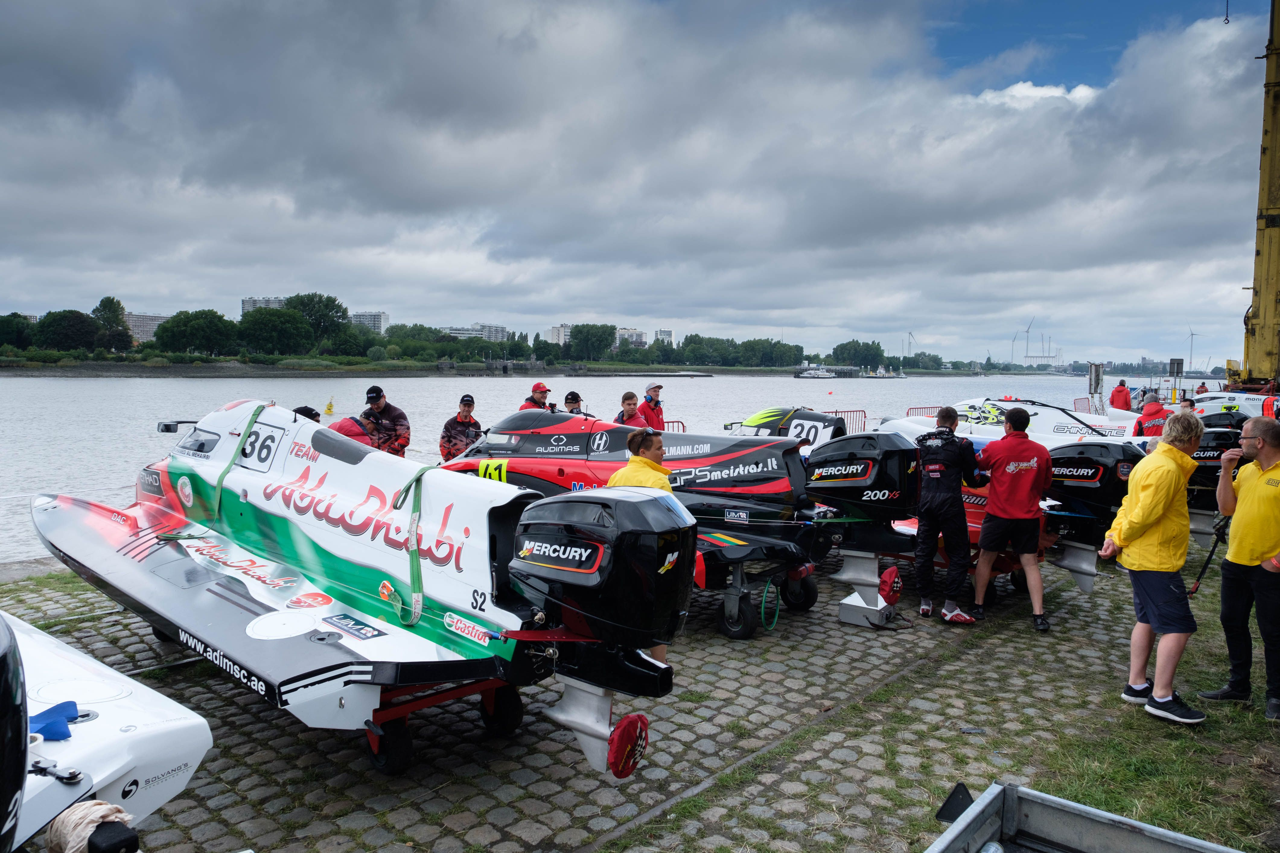 F2 POWERBOAT BELGIAN GRAND PRIX