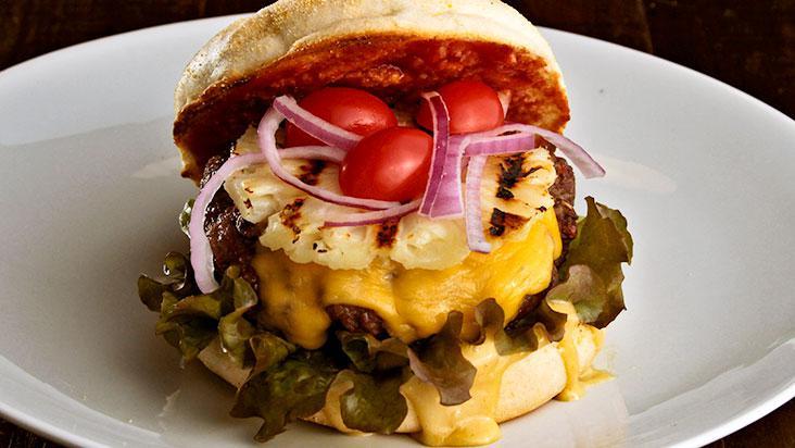 Burger Gourmet 1