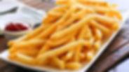 Fritas e Burger - Combinação Perfeita