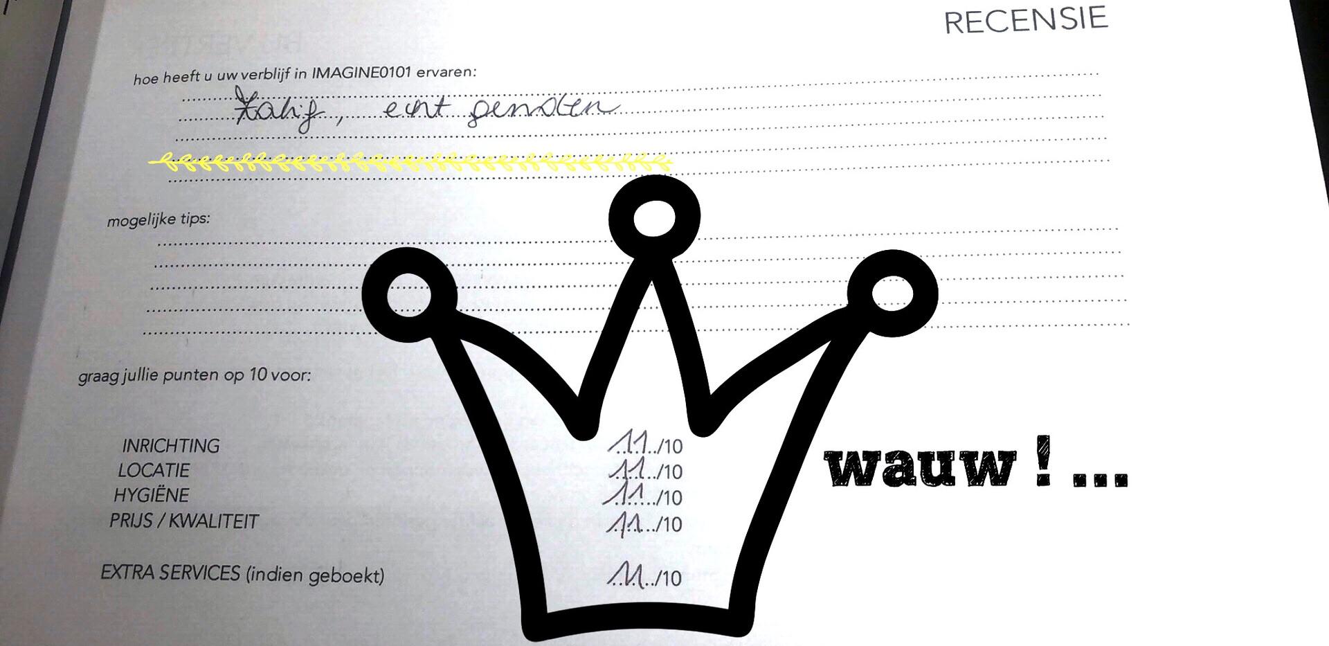 recensie van huurders IMAGINE0101 Middelkerke