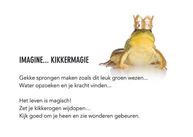 IMAGINE kikkermagie