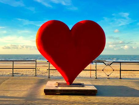 MIDDELKERKE's 10 suggesties om Valentijn te vieren.