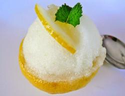 granita-al-limone-