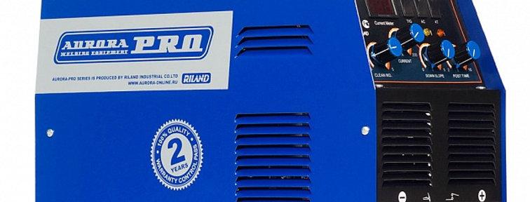 Сварочный аппарат аргонно-дуговой сварки AuroraPRO IRONMAN 315 AC/DC PULSE