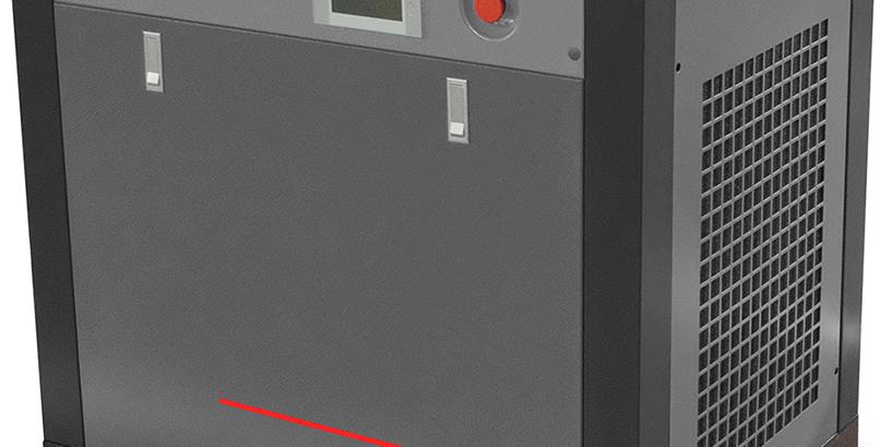 Винтовой компрессор IRONMAC  IC 15/8 AM