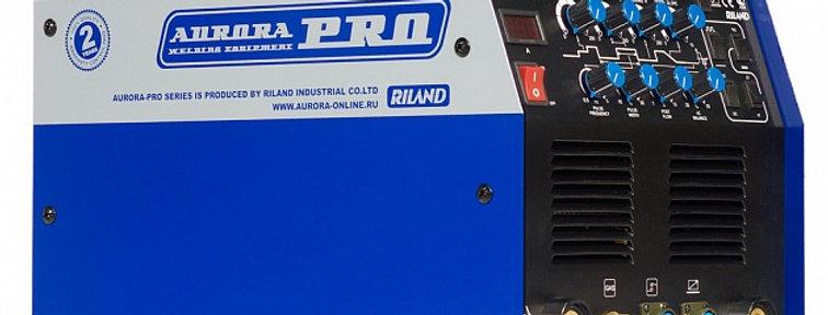 Сварочный аппарат аргонодуговой сварки AuroraPRO INTER TIG 200 AC/DC PULSE