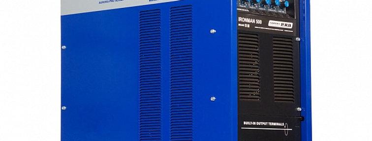 Сварочный аппарат аргонно-дуговой сварки AuroraPRO IRONMAN 500 AC/DC
