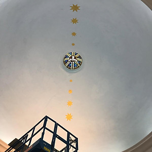 Ремонт купола