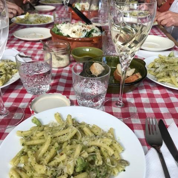 Italiaans koken met Evelyn