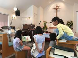 子ども礼拝