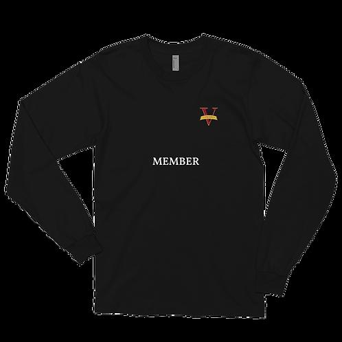 Vinaro Unisex Long Sleeve T-Shirt