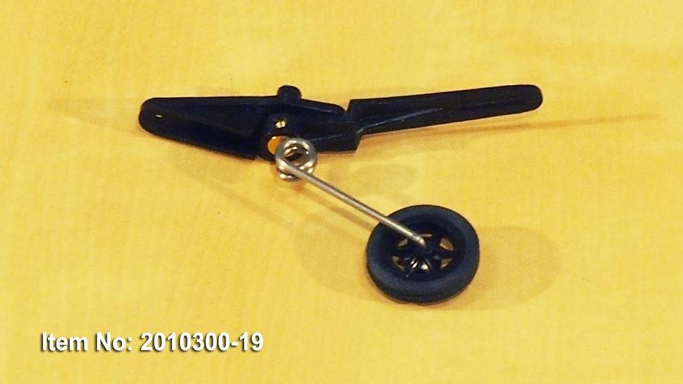 Tail wheel SPARK F3A