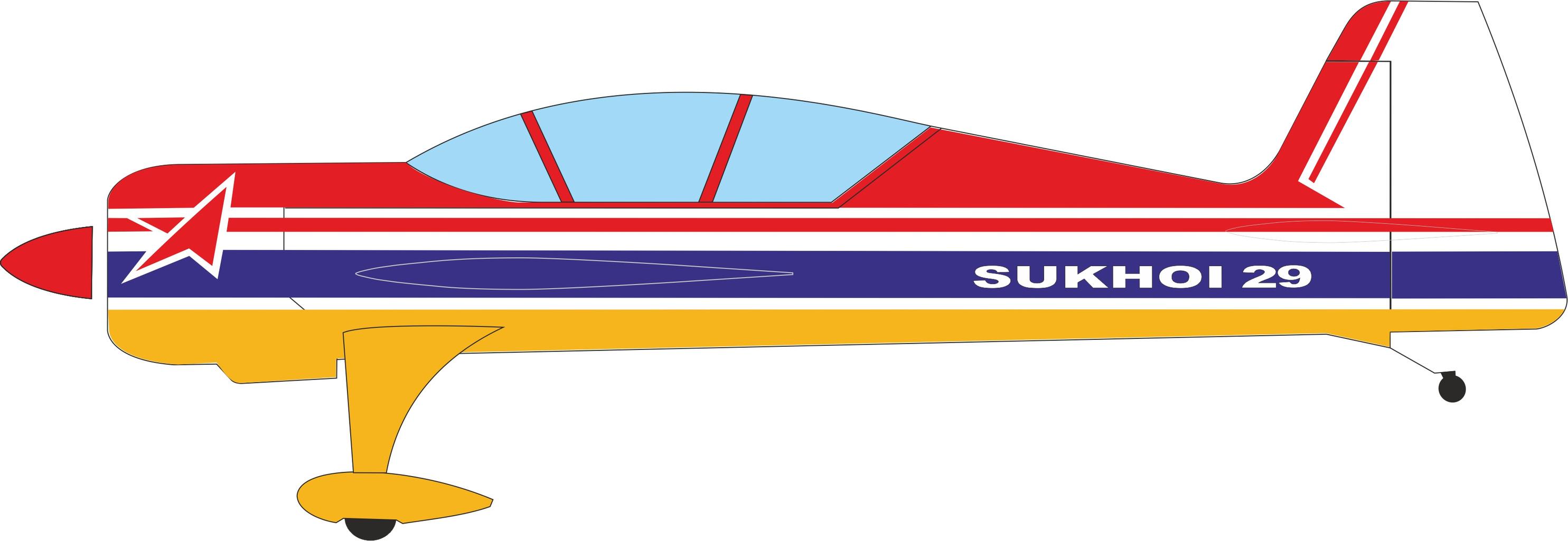 SU-29 AEROSPORT