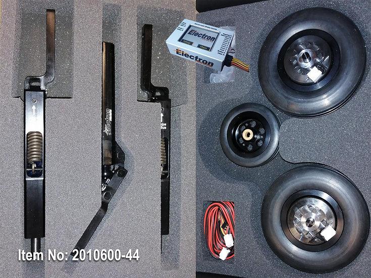 Combo ER40 set B(GS-200) + wheels + legs - Avanti S black edition (426&735)