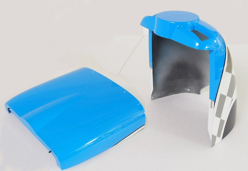 EA41 330 SPLIT COWLING FOR 4-CY. ENGINE