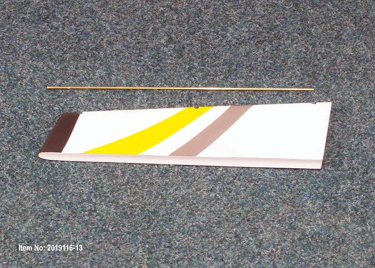 AVA2 Rudder