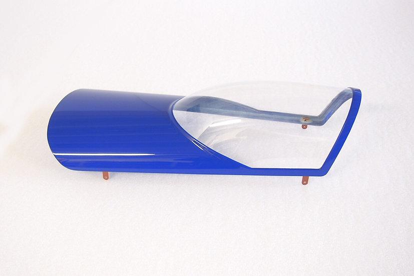 EA35  330 Cabine frame + Clear canopy - glue