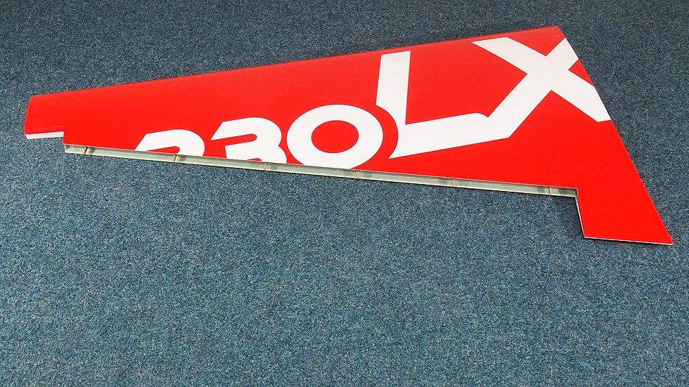 EA37LX Wings Left