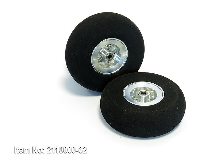 Wheel SLH 110/33mm ALU disc ball-bearing