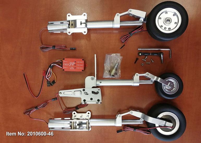 AreS XL JP Elecric Retract set+ wheels and legs