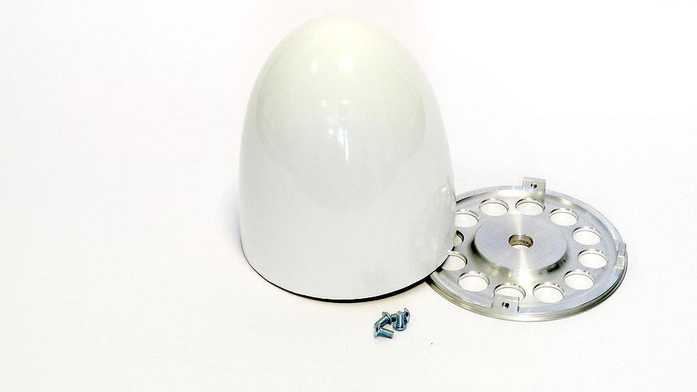 KR spinner 90mm(3.15) YAK 4/s - fiberglass