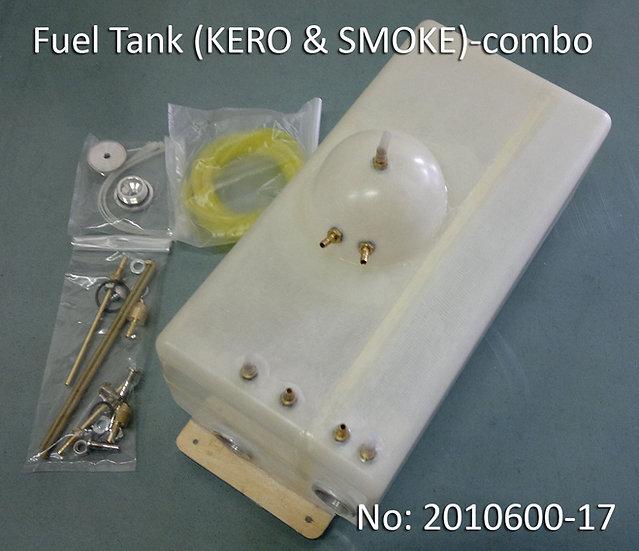 Avanti Fuel Tank set (Kero&Smoke)