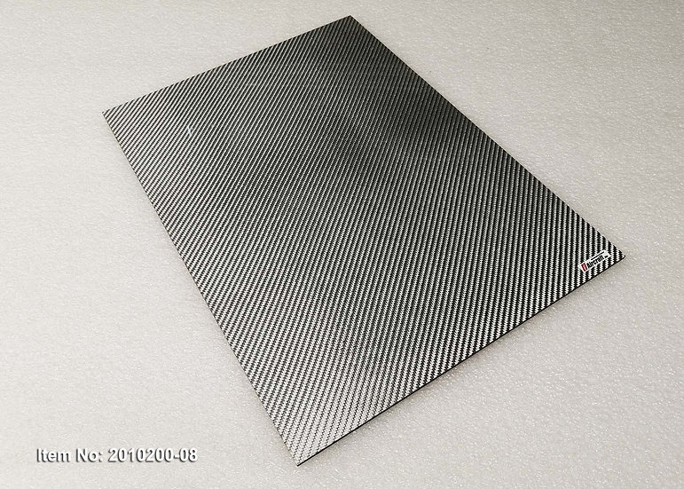 Board of ALUTEX/PLY/GFK th. 3mm 300x410mm