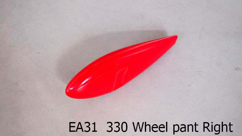 EA31 330 Wheel pant Right