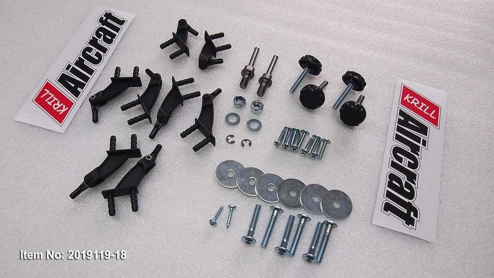 EA34LX 330 Hardware (screws, bolds …)