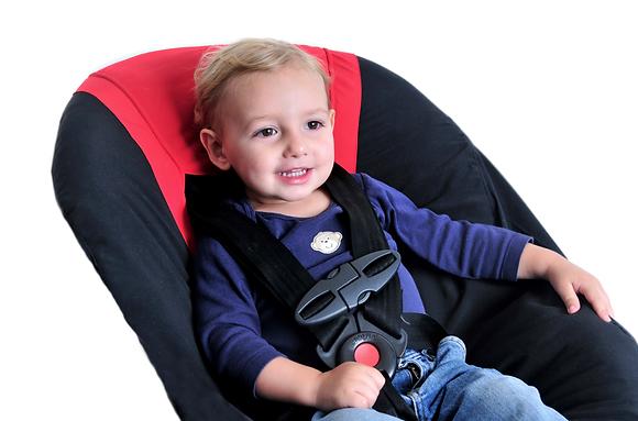 Funda protectora para asiento de bebé