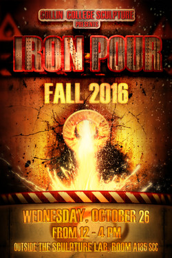 Iron Pour Fall 2016
