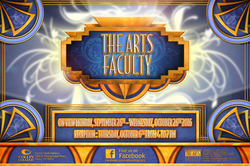 The Arts Faculty 2016