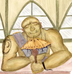 Ogre and Pie
