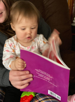 Nona's book of words