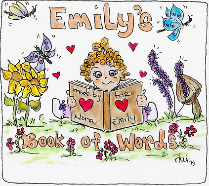 Emily's Book of Words