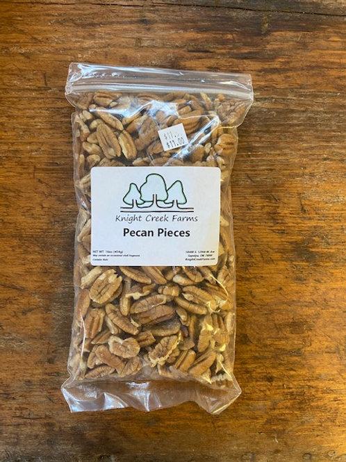 1lb Pecan Pieces