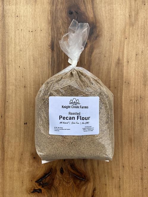 3lbs Roasted Pecan Flour