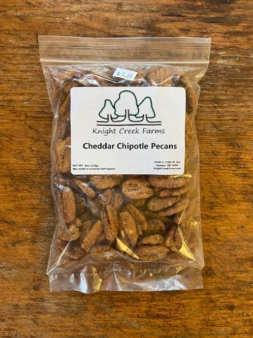 Cheddar Chipotle Pecans