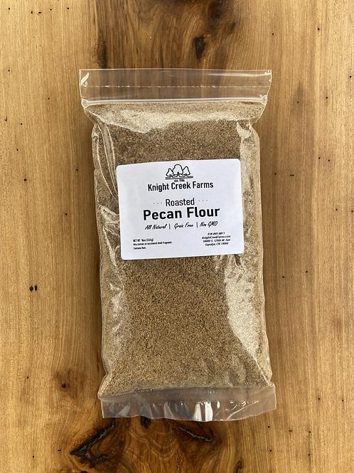 1lb Roasted Pecan Flour