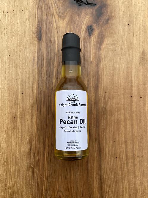 5oz Native Pecan Oil