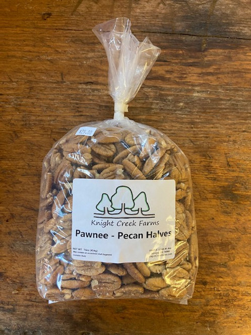 2.5lbs Pawnee Pecan Halves