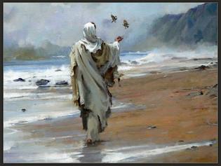 """""""Στην καρδιά μου κατοικεί ο Ιησούς της Γαλιλαίας ...."""""""