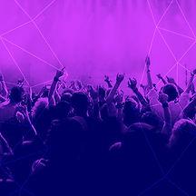 Purple Crowd