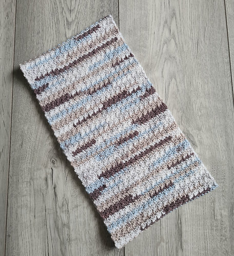 Crochet Cowl - Mixed