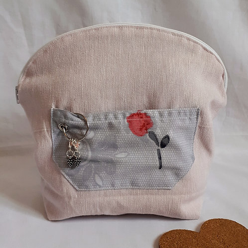 Project Bag - Kiss By A Rose
