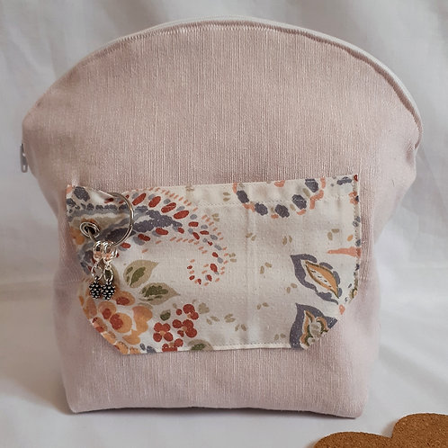 Project Bag - Paisley Flowers